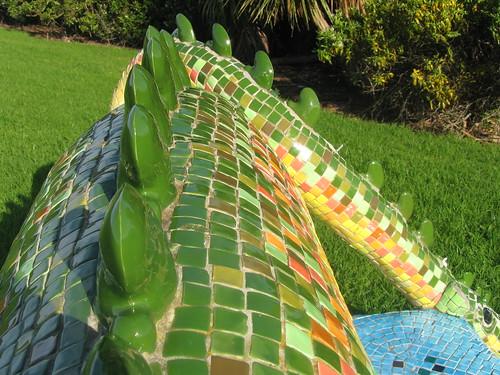mosaic sculpture   Mosaic Art Source