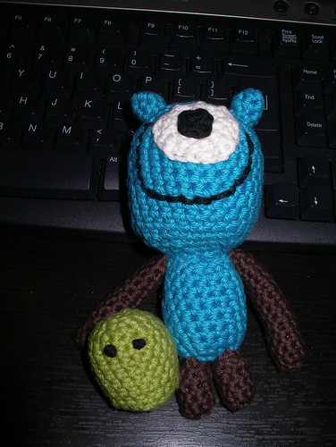 Aaaeeeiiii!  Monsters!  Monsters under the bed!!