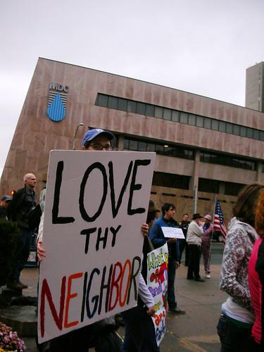 Love Thy Neighbor   Join The Impact 016 Hartford CT