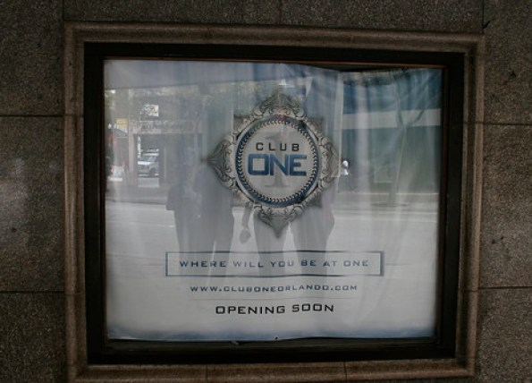 Club One in downtown Orlando
