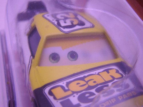 Disney CARS Lenticular LeakLess