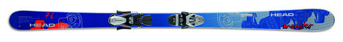 Head Monster iM 76 Skis 2008/09