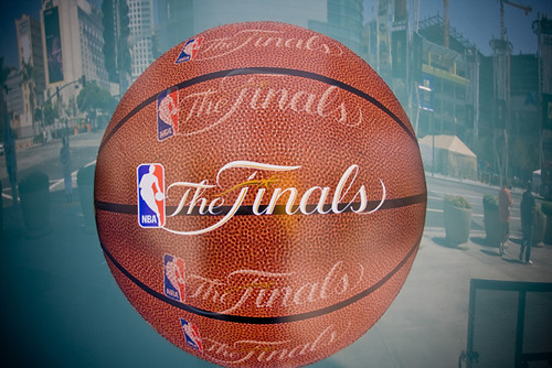 NBA Finals Sticker