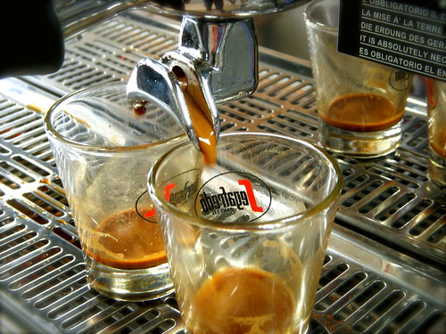 GB5 Espressos