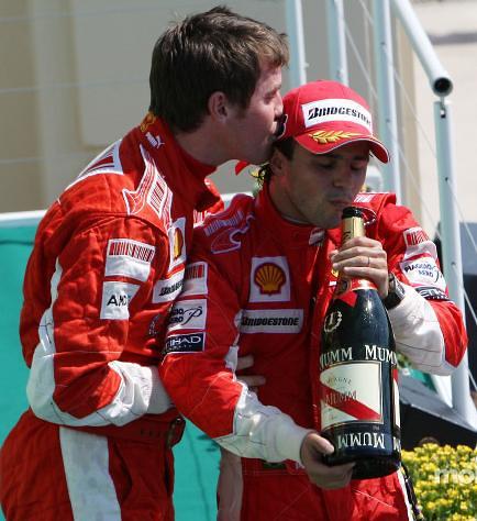 Rob and Felipe