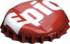 Epic Beer Bottle Cap by epicbeer, on Flickr