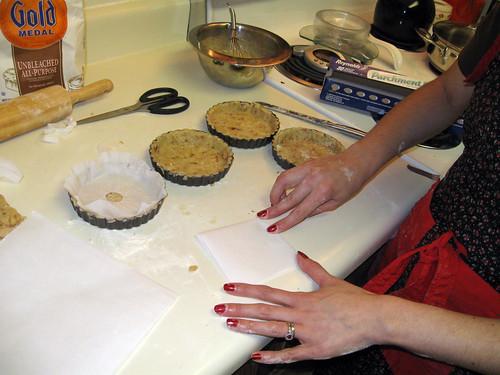 Tartelettes aux pommes - Chemiser02