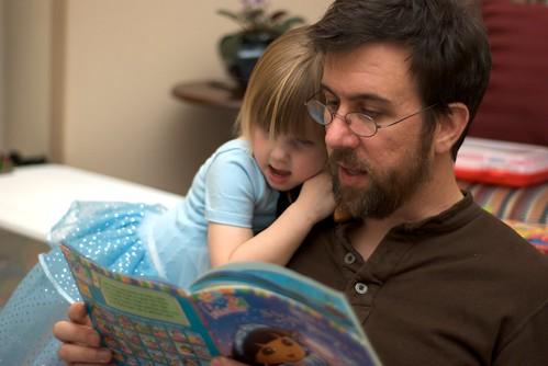 Jeff Reading a Story