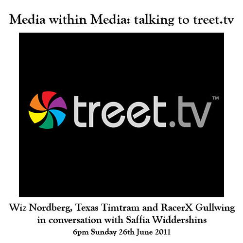 treet.tv in conversation at SL8B