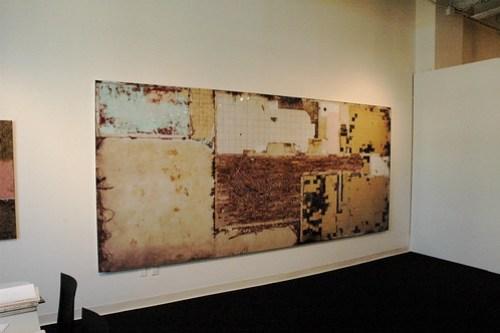 Clay Ketter at London's Bartha Contemporary