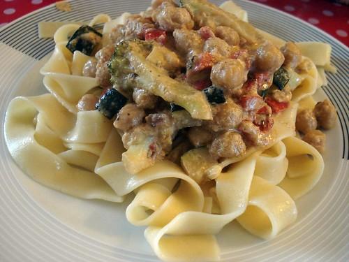 Hop-and-away-to Pukkelpop pasta