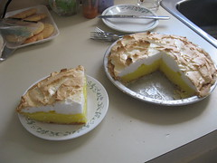 Lemon Merengue Pie A Go Go