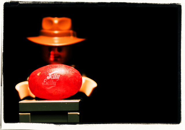 Indiana Jones and the Pomegranate Jelly Belly