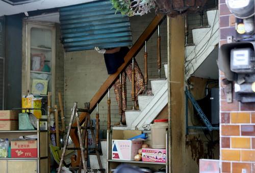 repairing metal shutters