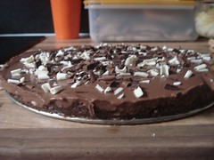silken chocolate mousse cake2
