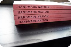 Handmade Nation, the book
