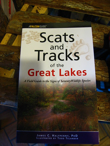Scats and Tracks, a compelling read