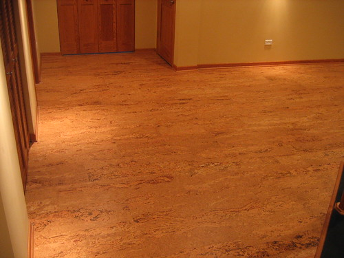 cork flooring from westhollow