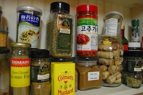International spice department