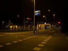 Approaching Amsterdam