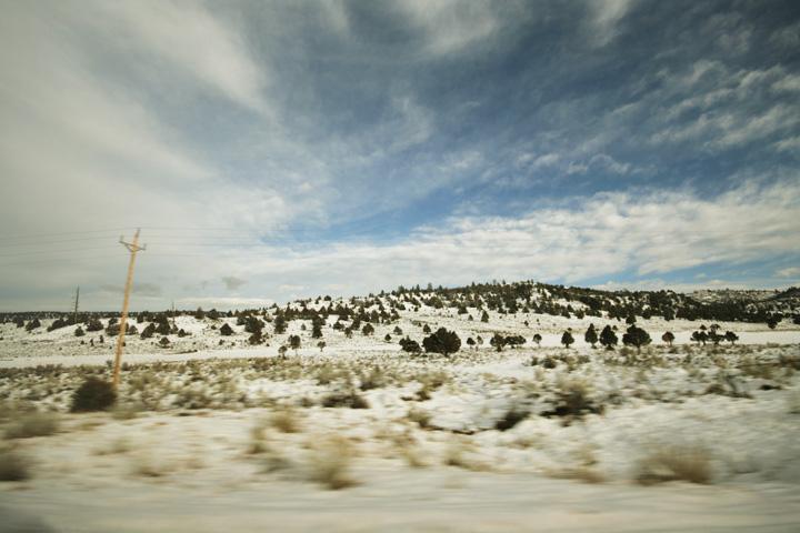 2008 first snow