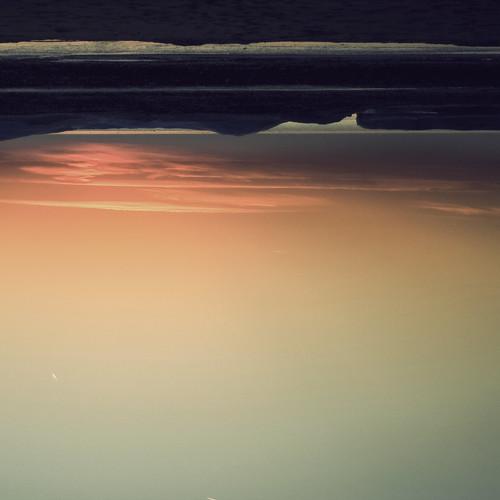 upside down landscapes