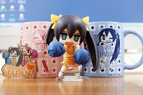 Nendoroid Puchitto Rock Shooter
