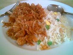 SP Inn breakfast