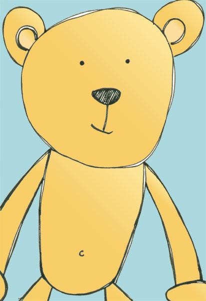 200809 clumsy teddy