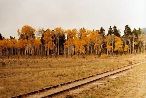 Kenosha Pass, Mountains, Railroads and Cowboy Hats