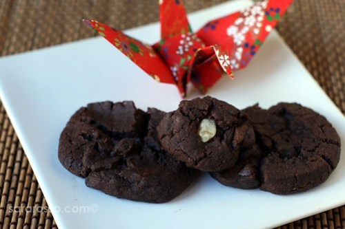 World Peace Cookies with Crystallized Ginger and a Virtual Hug for Barbara from Winos and Foodies