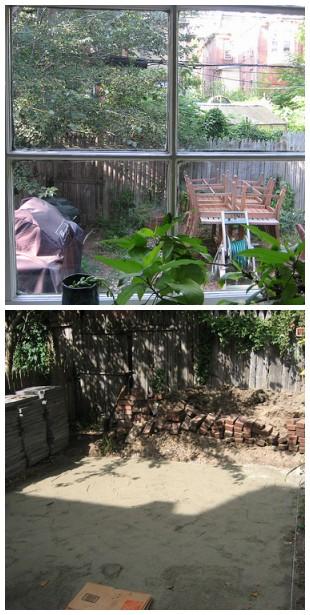 backyard 2006 & 2007