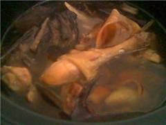Char bee lau chicken 1