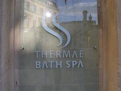 Thermae Bath Spa, Bath, UK