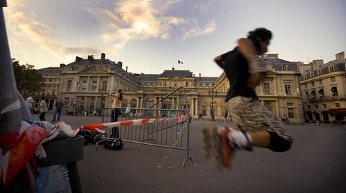 """Jump of his life"" | Paris"
