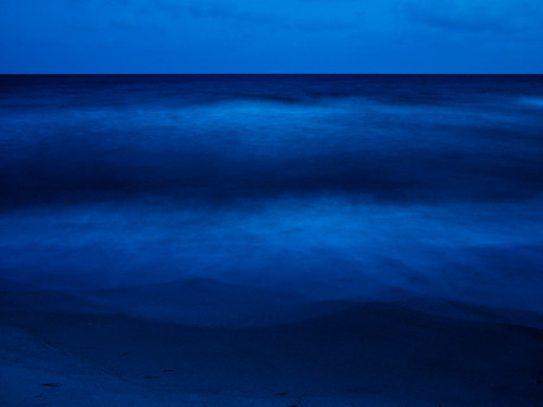 Twilight, Gulf of Mexico V by myelectricsheep