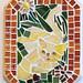 hemingway cat mosaic