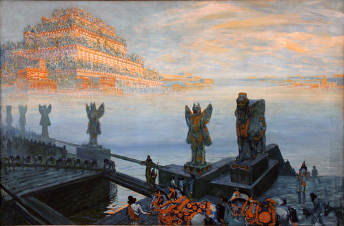 Frantisek Kupka - Babylon by ahisgett.