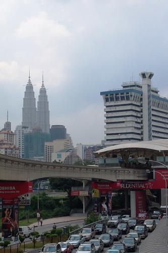 Kuala Lumpur Cityscape