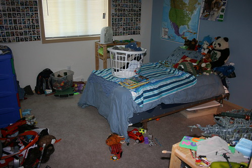 21 Cleaner Room