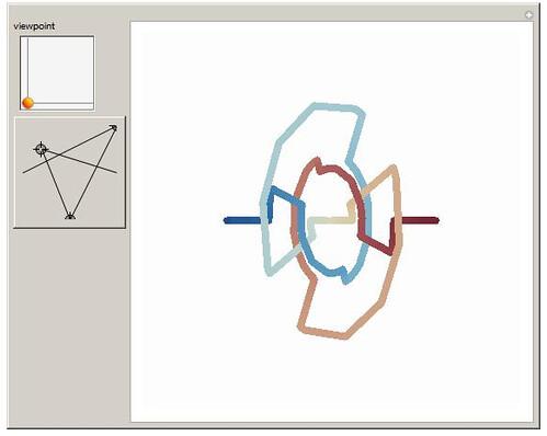link of a divide - mathematica demonstration