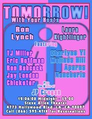 Tomorrow! 12-06-08!