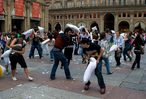 Pillow Fight 2008