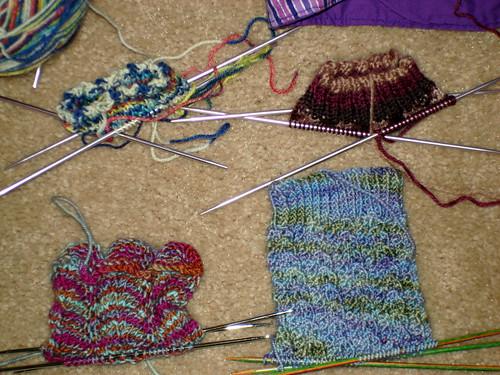 assorment of socks 6-13-2008 7-26-10 PM