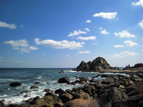 八戸 春の海 5