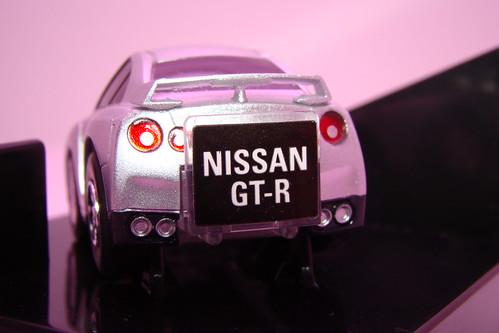 Choro Q Nissan Skyline R35