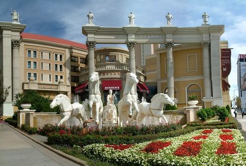 Caesars at Atlantic City