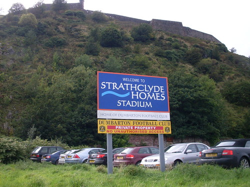 Strathclyde Homes Stadium
