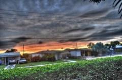 Sunset HDR 09-26-2008