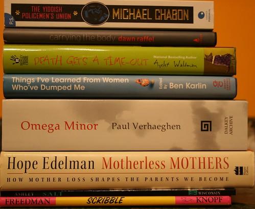Books for Barack